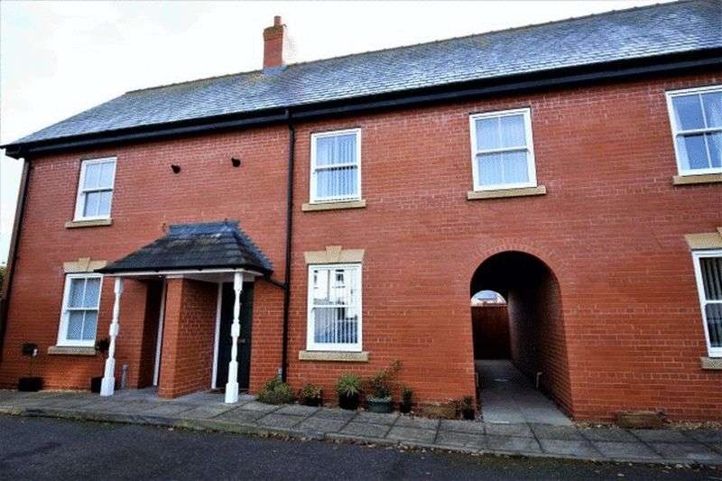 4 Bedrooms Terraced House for sale in Cheshire Court, Witham Road, Woodhall Spa