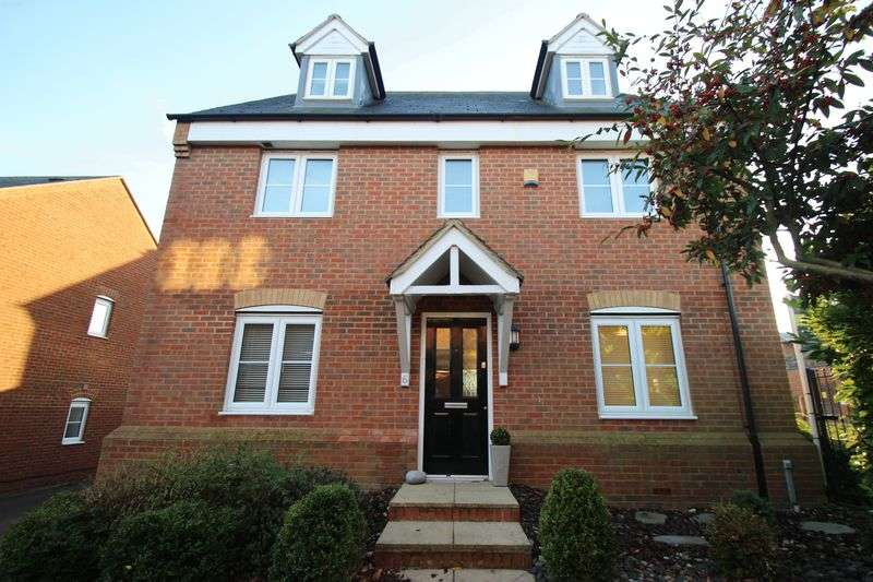 6 Bedrooms Detached House for sale in Thompson Close, Northampton