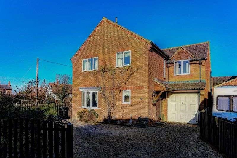 4 Bedrooms Detached House for sale in Pymore Lane, Pymoor