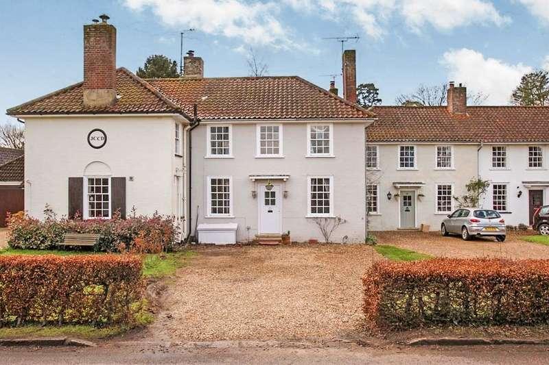 4 Bedrooms Detached House for sale in Ashridge Cottages, Little Gaddesden, Berkhamsted, HP4
