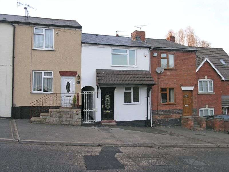 2 Bedrooms Terraced House for sale in STOURBRIDGE, Stambermill, Bagley Street