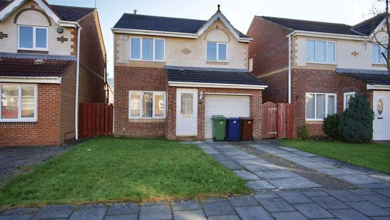 3 Bedrooms Detached House for sale in RUSKIN DRIVE, Victoria Glade