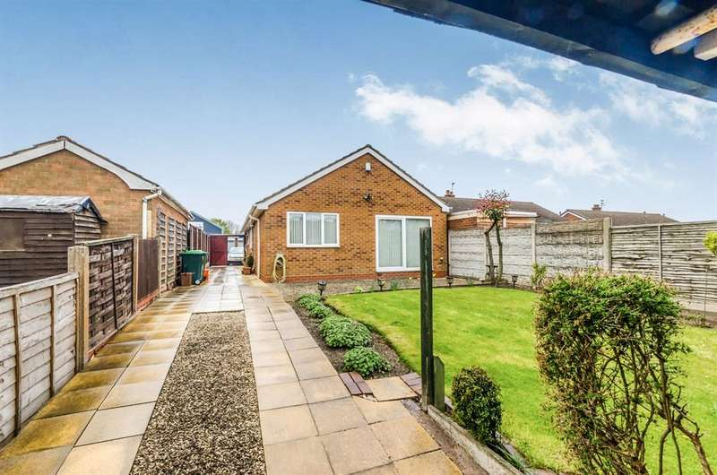 3 Bedrooms Detached House for sale in Bagnall Street, Ocker Hill, Tipton, DY4