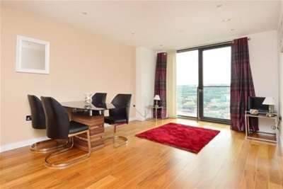 1 Bedroom Flat for rent in 18th floor in City Lofts, 7 St Pauls Square, S1 2LL