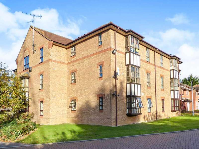 1 Bedroom Ground Flat for sale in Albany Walk, Peterborough, PE2