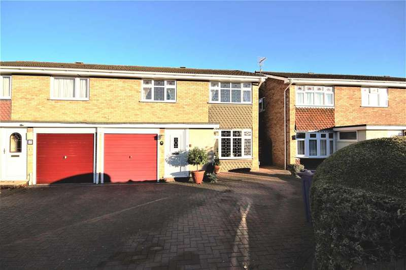 4 Bedrooms Semi Detached House for sale in Mayfields