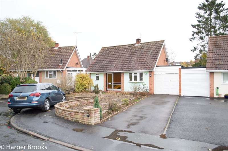 2 Bedrooms Bungalow for sale in Temeside Gardens, Ludlow, Shropshire, SY8
