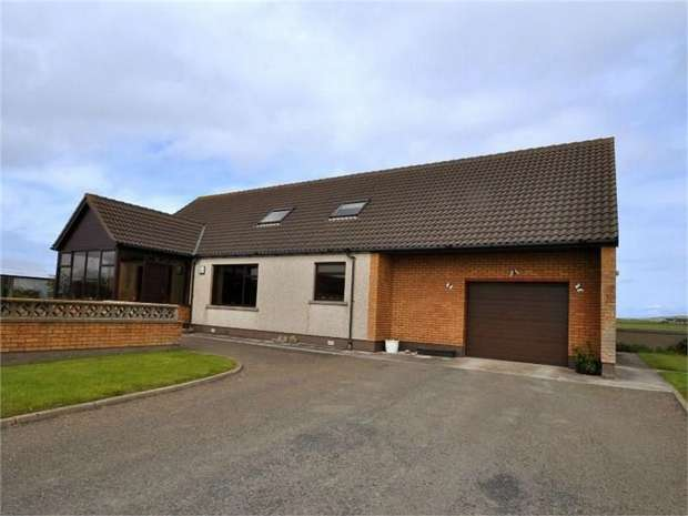 5 Bedrooms Detached House for sale in Stenness, Stromness, Orkney Islands