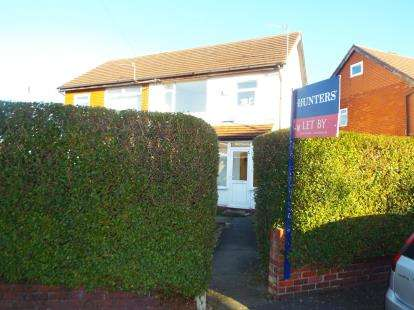 3 Bedrooms Semi Detached House for sale in Burns Road, Little Hulton, Manchester, Greater Manchester