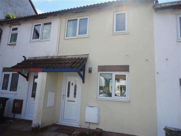 2 Bedrooms Terraced House for sale in Waltwood Park Drive, Newport