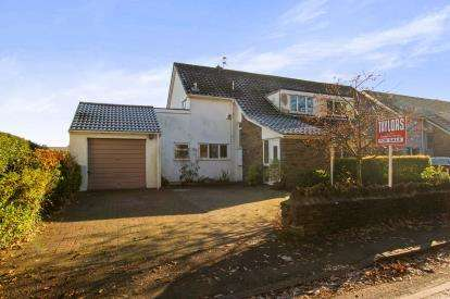4 Bedrooms Semi Detached House for sale in Church Road, Frenchay Village, Bristol, South Glos