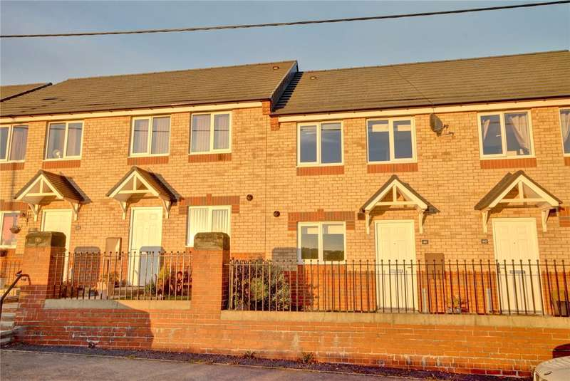 3 Bedrooms Terraced House for sale in South View, Ushaw Moor, Durham, DH7