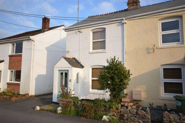 3 Bedrooms End Of Terrace House for sale in Avenue Road, Bovey Tracey, Newton Abbot, Devon