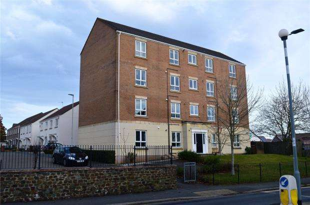 2 Bedrooms Flat for sale in Beacon Park Road, Plymouth, Devon