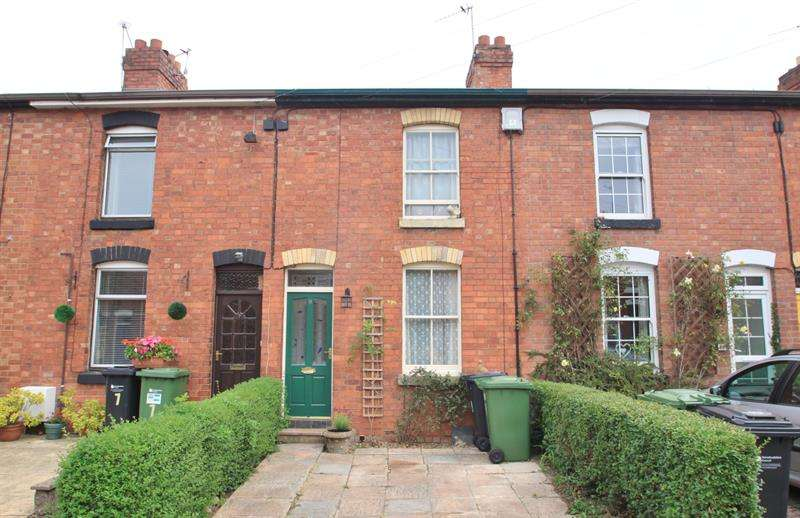 2 Bedrooms Terraced House for sale in North Road, Ross-On-Wye