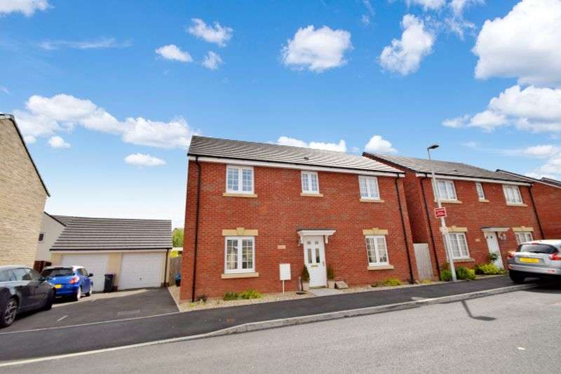 4 Bedrooms Detached House for sale in Parc Panteg, Griffthstown