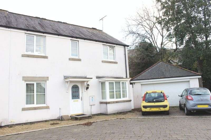 4 Bedrooms Terraced House for sale in Cottage Mews, Plympton St Maurice, Plymouth