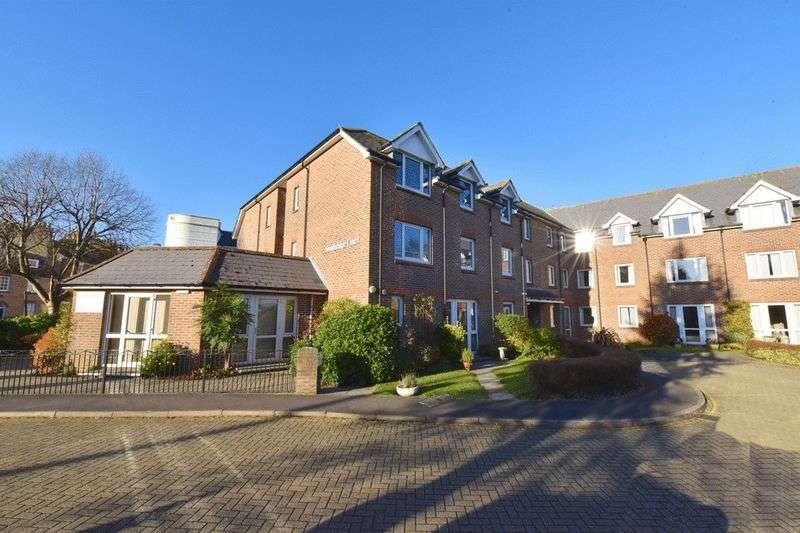 1 Bedroom Retirement Property for sale in Swanbridge Court, Dorchester, DT1 1NF