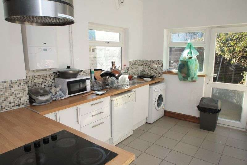 5 Bedrooms Terraced House for rent in Brithdir Street, Cardiff