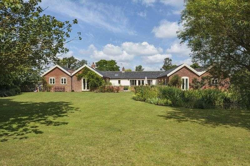 5 Bedrooms Property for sale in Starston, Near Harleston