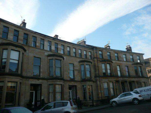 2 Bedrooms Flat for rent in Westbourne Gardens, Dowanhill, Glasgow