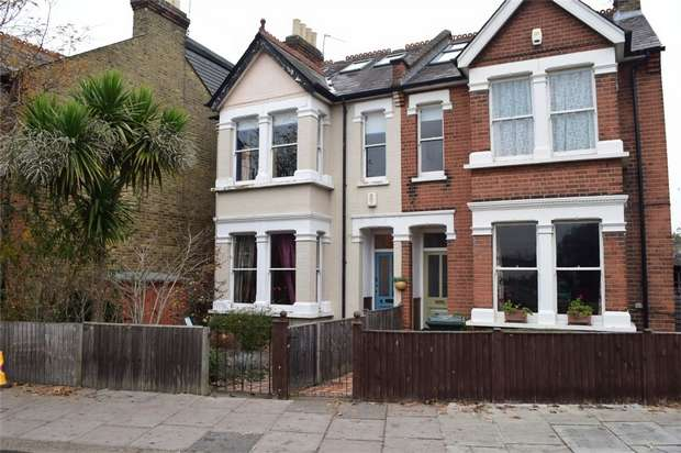 5 Bedrooms Semi Detached House for sale in Whitton Road, Twickenham