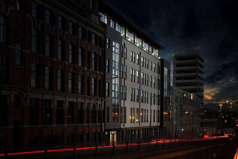 2 Bedrooms Duplex Flat for sale in Tate House Apartment 69 , 5-7 New York Road, Leeds, LS2 7QW