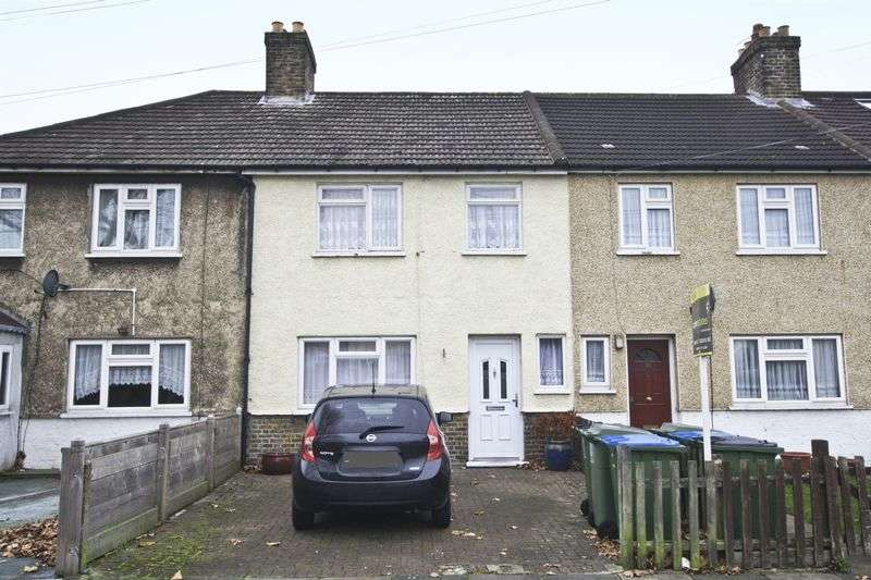 3 Bedrooms Terraced House for sale in Hornfair Road, Charlton