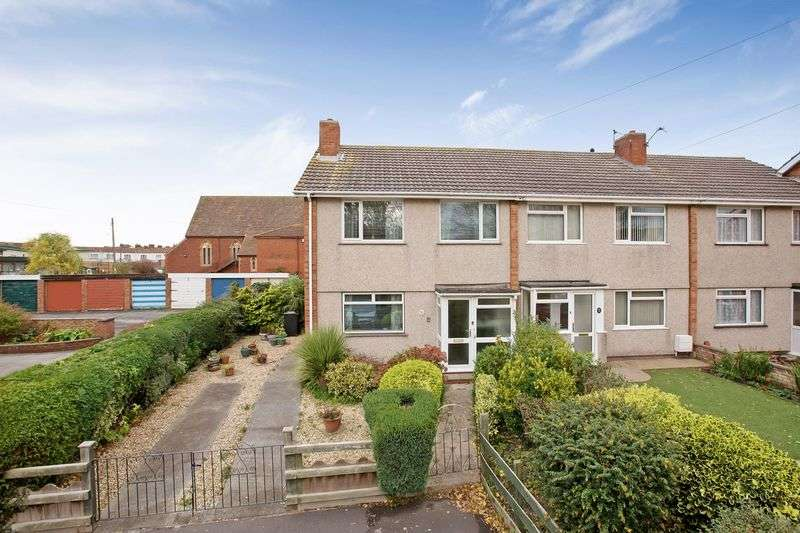 3 Bedrooms House for sale in Merle Close, Bridgwater