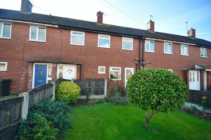 3 Bedrooms Terraced House for sale in Wolsey Street, Heywood