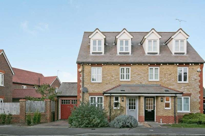4 Bedrooms House for sale in Curf Way, Burgess Hill