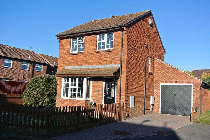 3 Bedrooms Detached House for sale in Brent Close, Thatcham