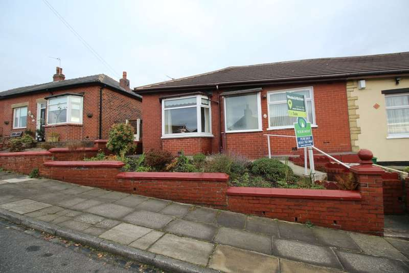 2 Bedrooms Semi Detached Bungalow for sale in Second Avenue, Bury, BL9