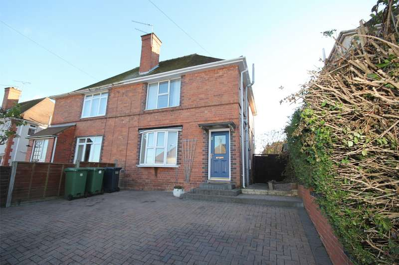3 Bedrooms Semi Detached House for sale in Sycamore Road, Worcester