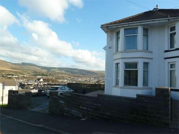 3 Bedrooms Semi Detached House for sale in School Road, Maesteg, Maesteg, Mid Glamorgan