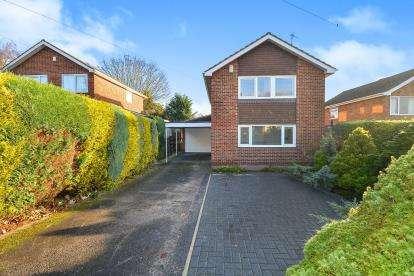 3 Bedrooms Detached House for sale in Cheriton Drive, Ravenshead, Nottingham, Notts