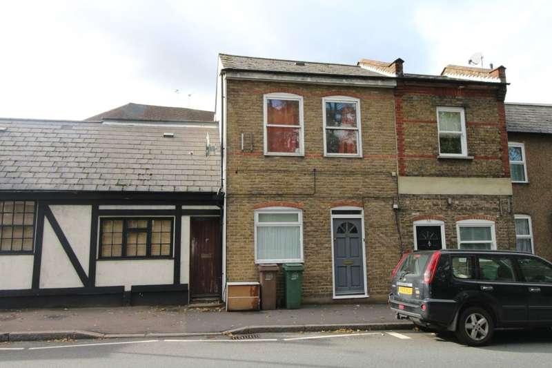 1 Bedroom Flat for sale in Manor Road, Wallington, SM6