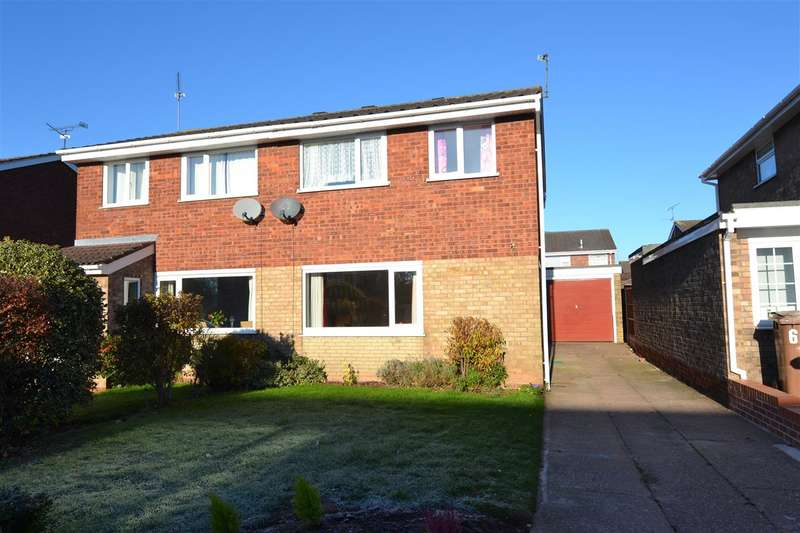 3 Bedrooms Semi Detached House for sale in Hollyhurst, Wildwood, Stafford