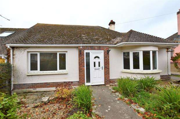 2 Bedrooms Semi Detached Bungalow for sale in Beverley Rise, Brixham, Devon