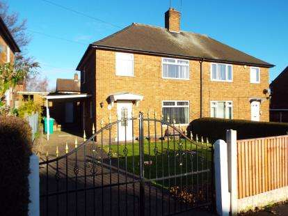 3 Bedrooms Semi Detached House for sale in Trowell Avenue, Wollaton, Nottingham, Nottinghamshire