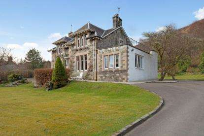 5 Bedrooms Detached House for sale in Lochard Road, Aberfoyle