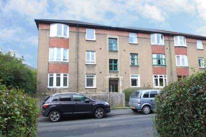 3 Bedrooms Flat for sale in Ripon Drive, Kelvindale, Glasgow