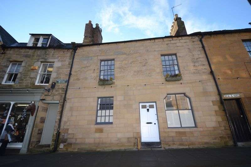 4 Bedrooms Terraced House for sale in Bondgate Within, Alnwick
