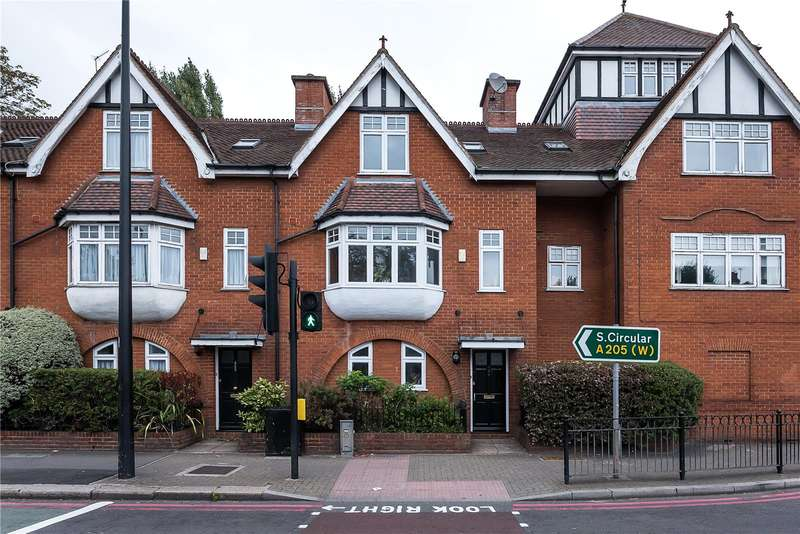 2 Bedrooms Terraced House for sale in Upper Richmond Road, London, SW15