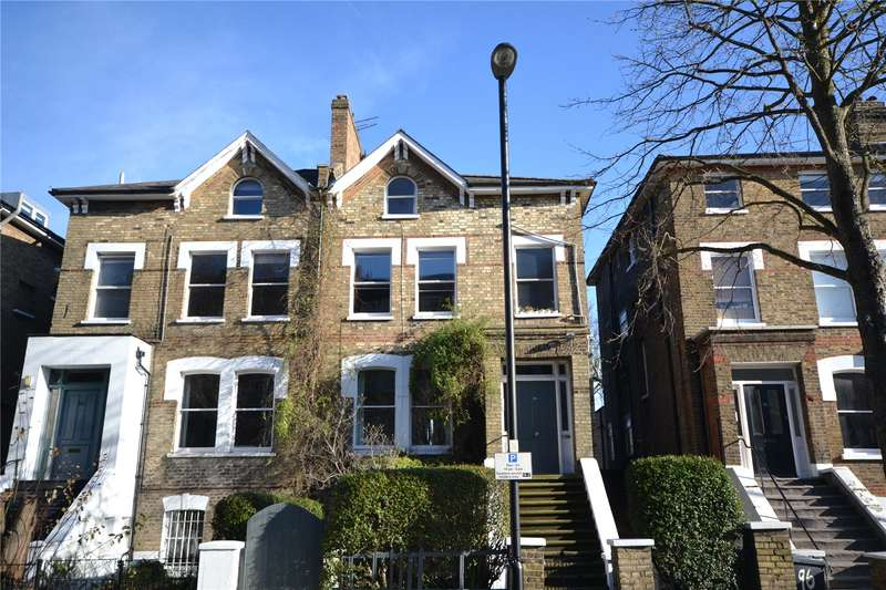 1 Bedroom Apartment Flat for sale in Hazellville Road, Whitehall Park, London, N19