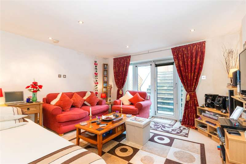 1 Bedroom Flat for sale in Vant Road, London, SW17