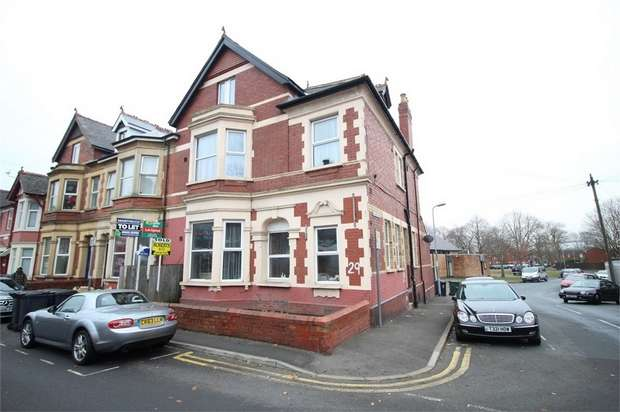 1 Bedroom Flat for sale in Cardiff Road, Newport