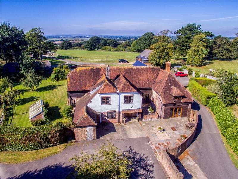 5 Bedrooms Detached House for sale in Church Road, Herstmonceux