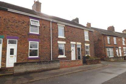 2 Bedrooms Terraced House for sale in Newpool Terrace, Brown Lees, Stoke-On-Trent, Staffordshire