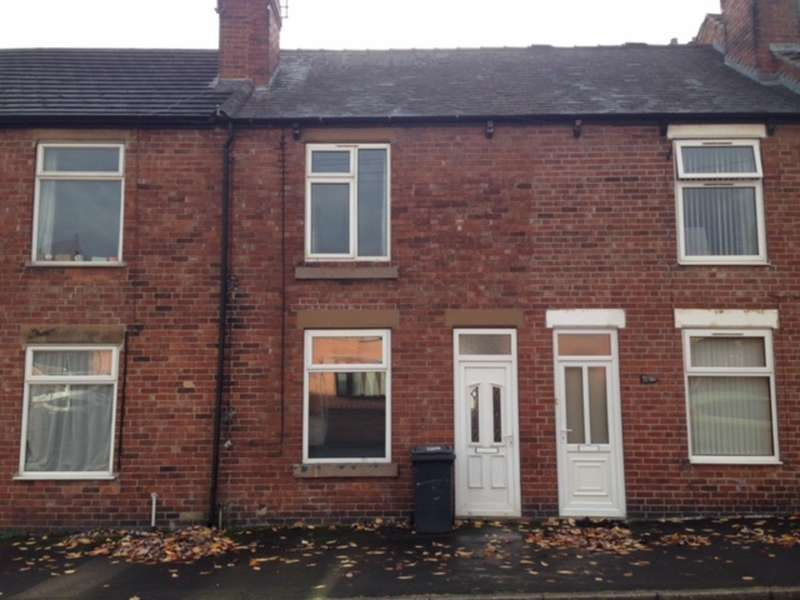 2 Bedrooms Terraced House for sale in Mappins Road, Catcliffe